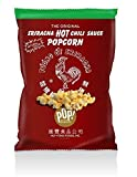 The Original Sriracha Hot Chili Sauce Popcorn. POP. Gourmet Popcorn, in partnership with Huy Fong Foods, the makers of the original Sriracha Hot Chili Sauce, created the most amazing delicious and spicy, gourmet popcorn experience. Through a ...