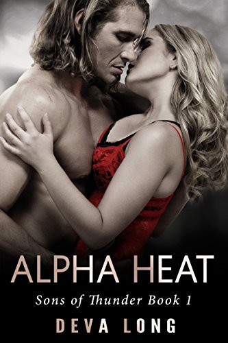 Billionaire Paranormal Dark Romance: Alpha Heat (Sons of Thunder MC Book 1)