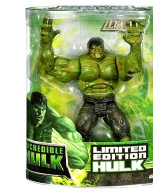 Movie Legends Hulk Action - 2008 Legends Hasbro Marvel