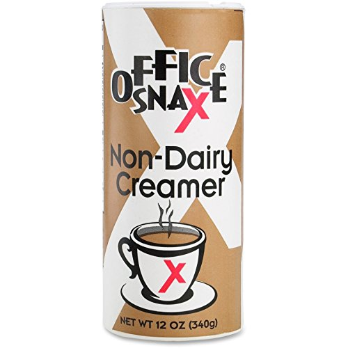 Office Snax 00020CT 12oz Canister Non-dairy Creamer ()