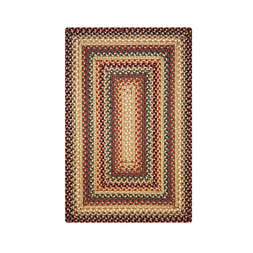 Ultra Wool Canterbury Indoor/Outdoor Pet-Friendly Braided Rug Made from Recycled Water Bottles 20