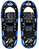 #6: RedFeather Men's HIKE Recreational Series Snowshoes with SV2 Bindings - 1500