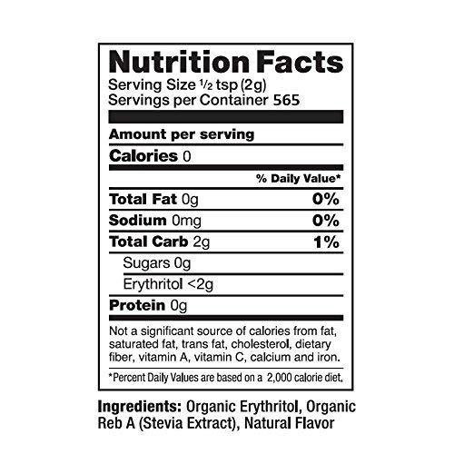 Pyure Organic All-Purpose Blend Stevia Sweetener, 2.5 lb (40 oz) by Pyure (Image #2)