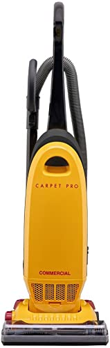 Carpet Pro CPU-350 Commercial Upright Vacuum Cleaner with Tools Carpet Pro SCT-1 Teeny Tiny Tank Handheld Vacuum with Tools. Matches Parts CPU-350, SCT-1