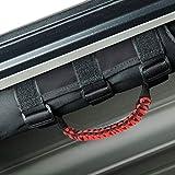 HIIXHC Roll Bar Grab Handles for Jeep