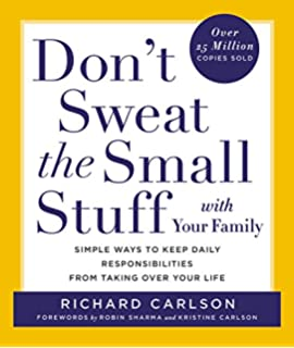 Don t sweat the small stuff download