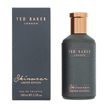 2b0b18d44a Ted Baker Mens Skinwear Limited Edition 2017 100ml EDT: Amazon.co.uk ...