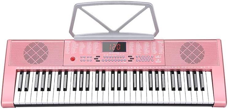 LIUFS-El teclado Instrumento Musical para Principiantes con ...