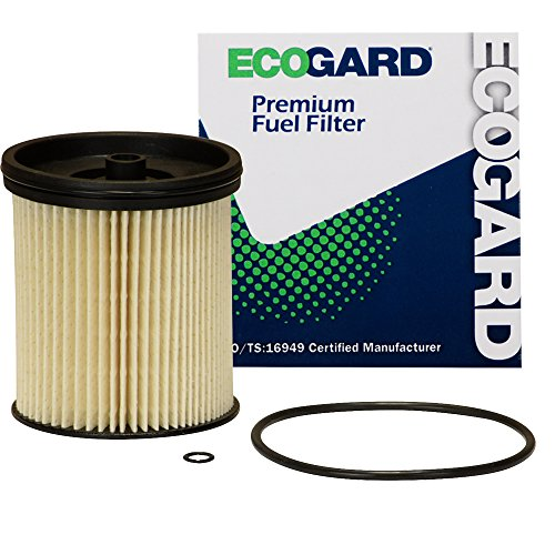 EcoGard XF10322 Premium Chevrolet Cruze Turbo Diesel Fuel Filter