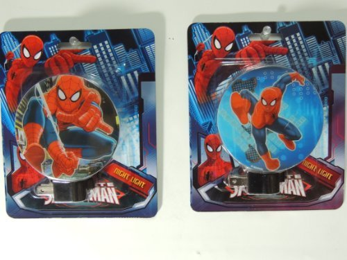 Marvel Ultimate Spider-man Night Light