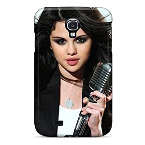 JeffMclaren Fashion Protective Selena Gomez 47 Case Cover For Galaxy S4