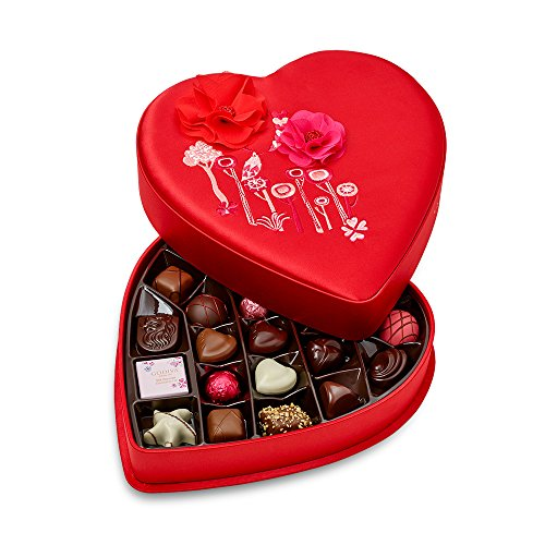 Godiva Chocolatier Piece Valentines Fabric