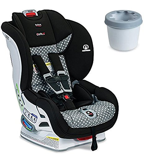 Britax Systems Marathon ClickTight Convertible Car Seat with Cup Holder – Ollie