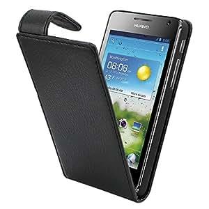 Colorfone PREMIUM Business Case / Cover/ Funda / Carcasa por Huawei Ascend G615 Negro