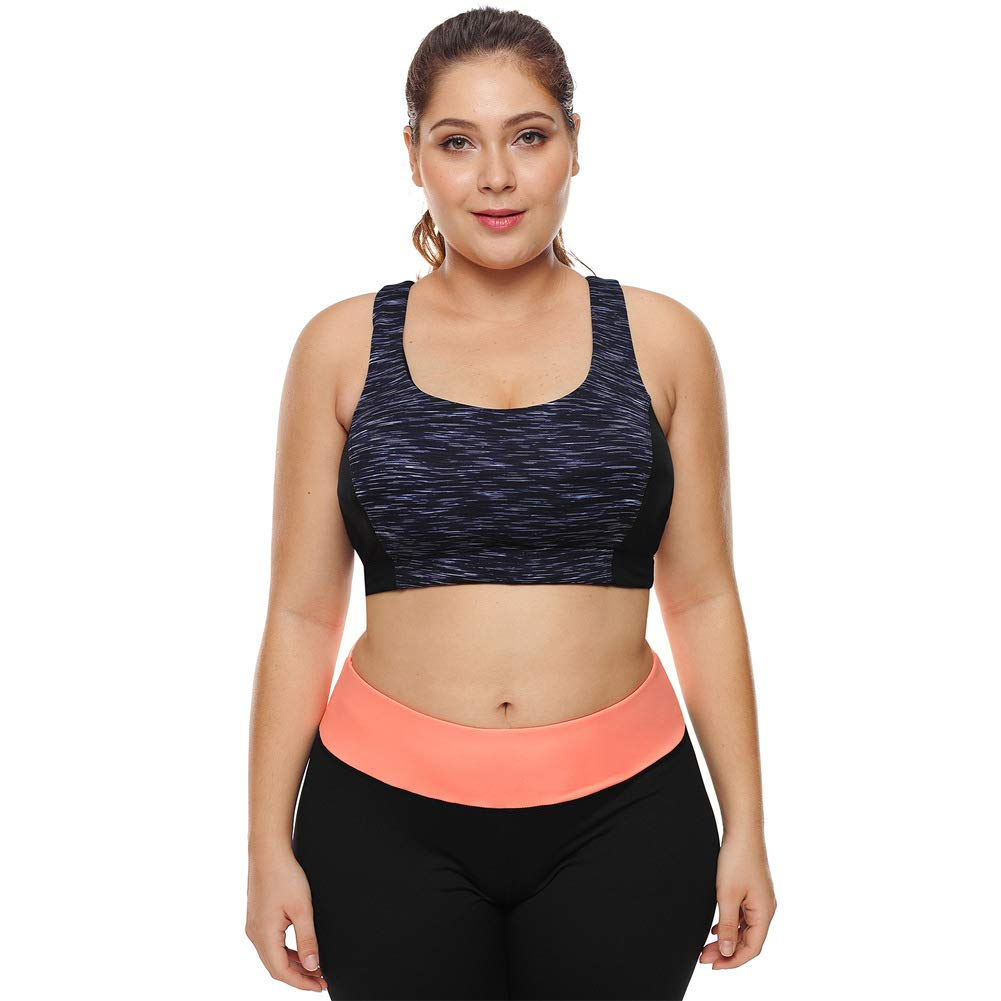 Sujetador Deportivo para Mujer Racerback Vest Yoga Tops de ...