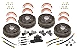 Omix-Ada 16767.02 Drum Brake Overhaul Kit