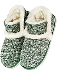 Winter Vintage Boot Slippers Arctic Solid Indoor