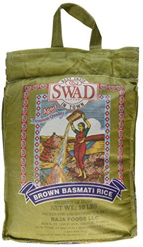 brown basmati rice from india - 2