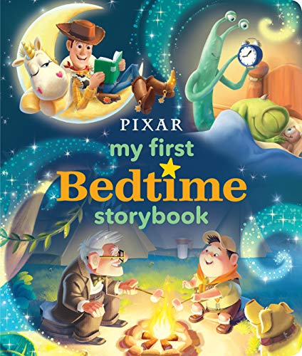 Disney*Pixar My First Bedtime Storybook Hardcover – April 9, 2019