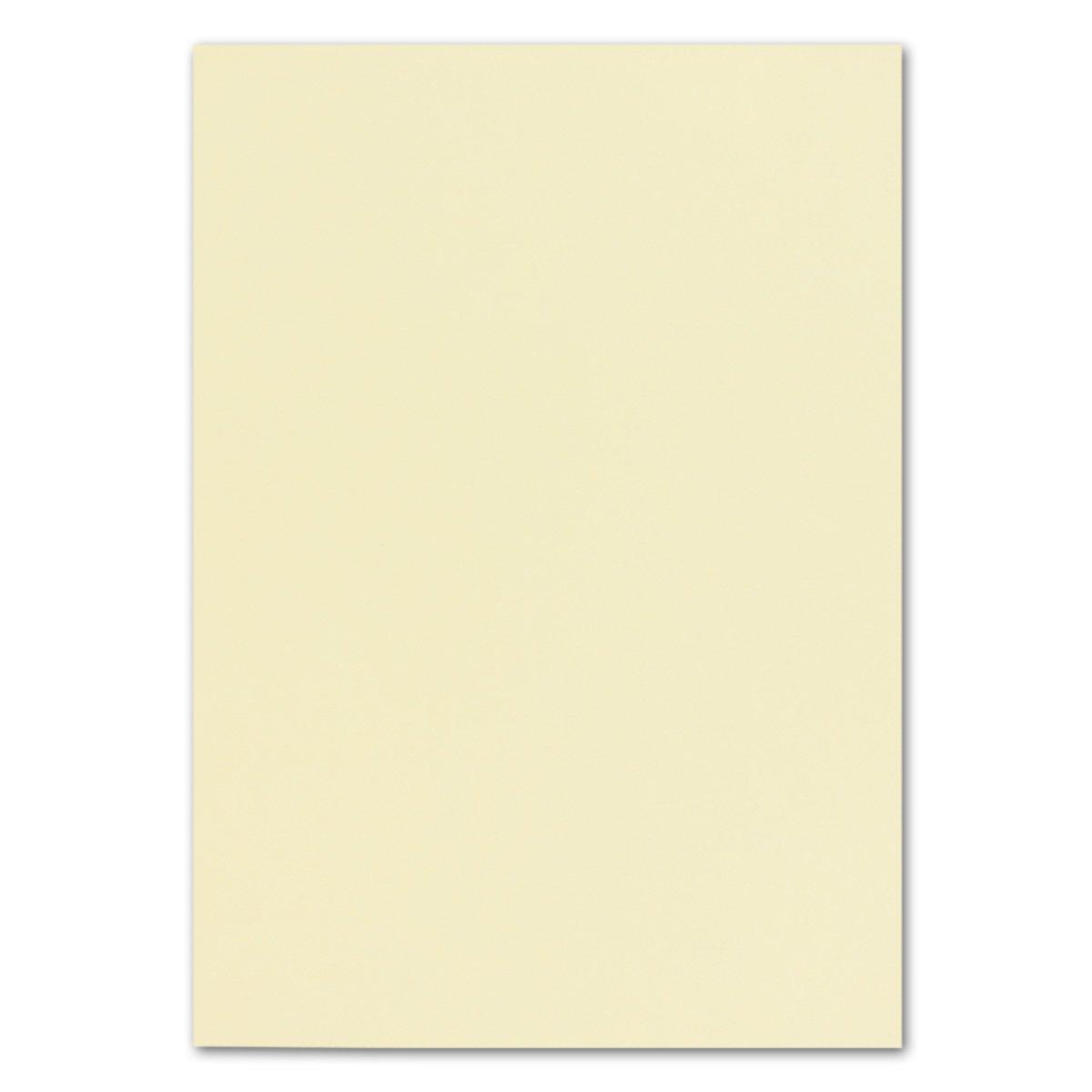 200 Blatt Ton-Karton DIN A4 - Farbe  Lila -Ton-Papier 240 g m² gerippte Oberfläche - Ton-Zeichen-Papier Bastel-Papier Bastel-Karton - Glüxx-Agent B07JZQ64HW | Am praktischsten