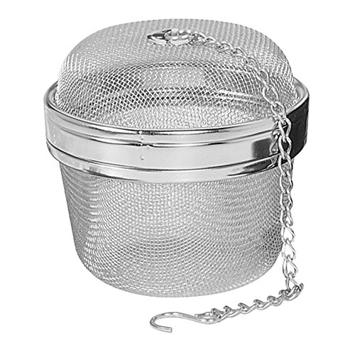 Fox Run 5143 Spice Infuser/Tea Ball, 3 x 3 x 3 inches, Metallic ()
