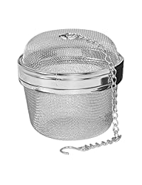 Fox Run 5143 Spice Infuser/Tea Ball, Stainless Steel, 3-Inch