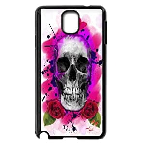Sugar Skull Productive Back Phone Case For Samsung Galaxy NOTE4 Case Cover -Pattern-7