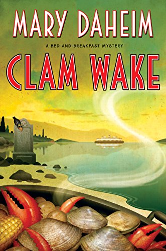 Clam Wake: A Bed-and-Breakfast Mystery (Bed-and-Breakfast Mysteries Book 29) cover