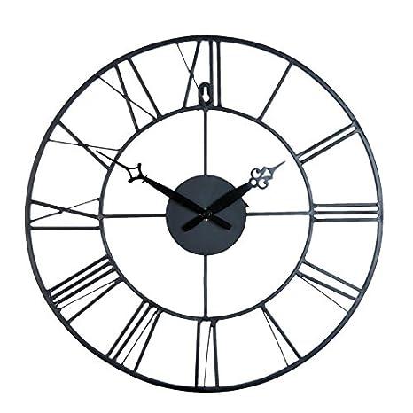 Orologio Ferro Battuto.Orologio Da Parete Vintage Genere Orologio Ferro Battuto