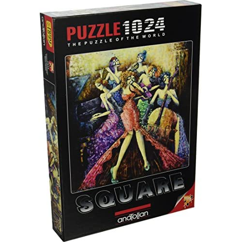 Top Anatolian Ladies Orchestra Jigsaw Puzzle (1024 Piece) free shipping