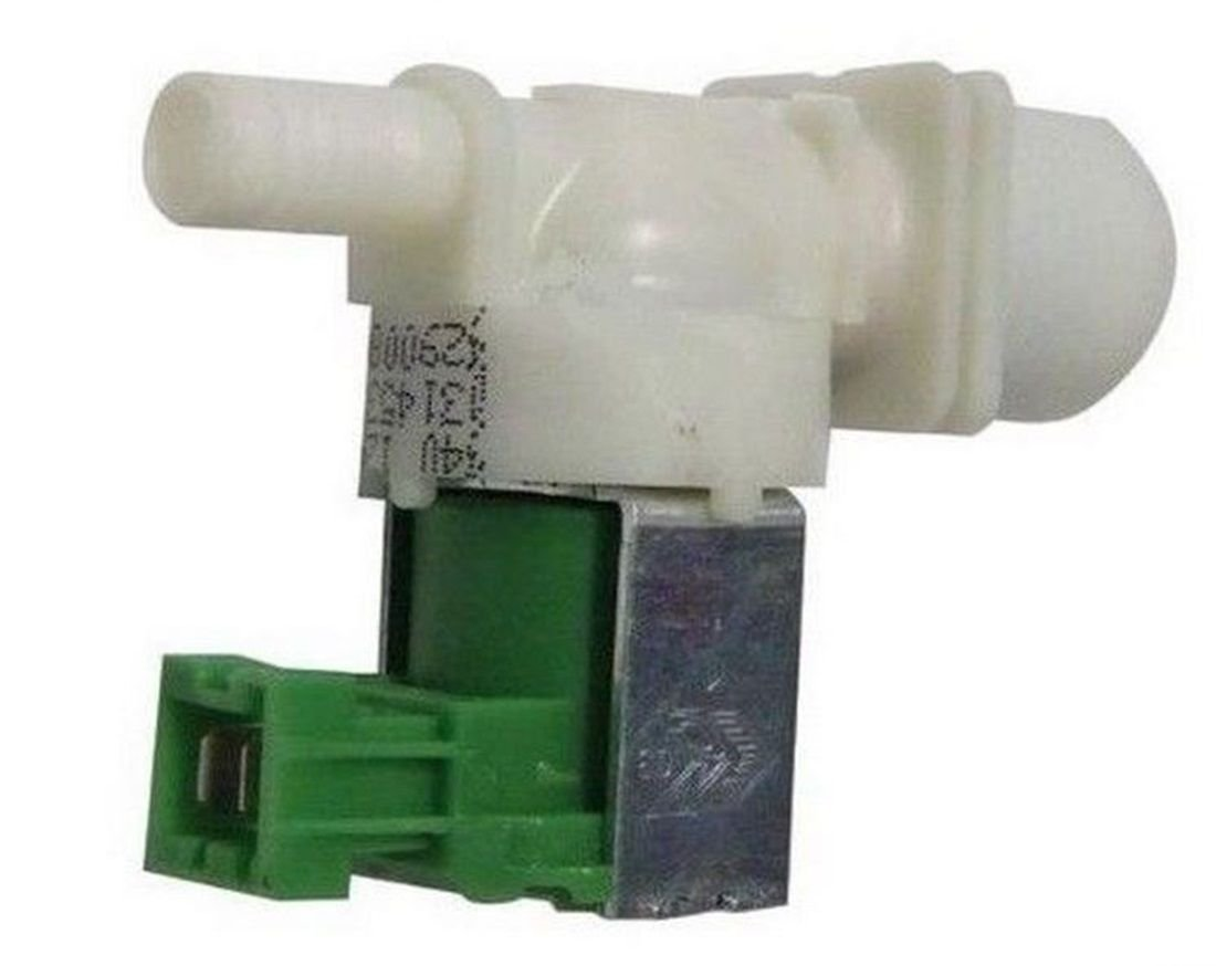 Válvula electromagnética Lavadora 1 Via carga Agua Zanussi ...