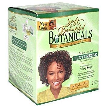 exturizer (Soft & Beautiful Hair Relaxer)