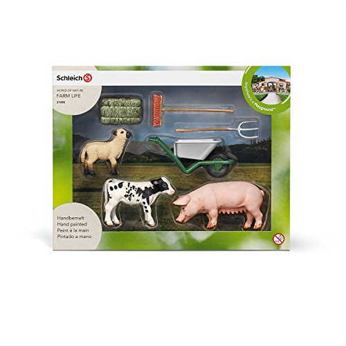 - Schleich Animal Care Play Set