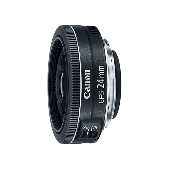 Renewed  Canon EF S 24mm f/2.8 STM Lens