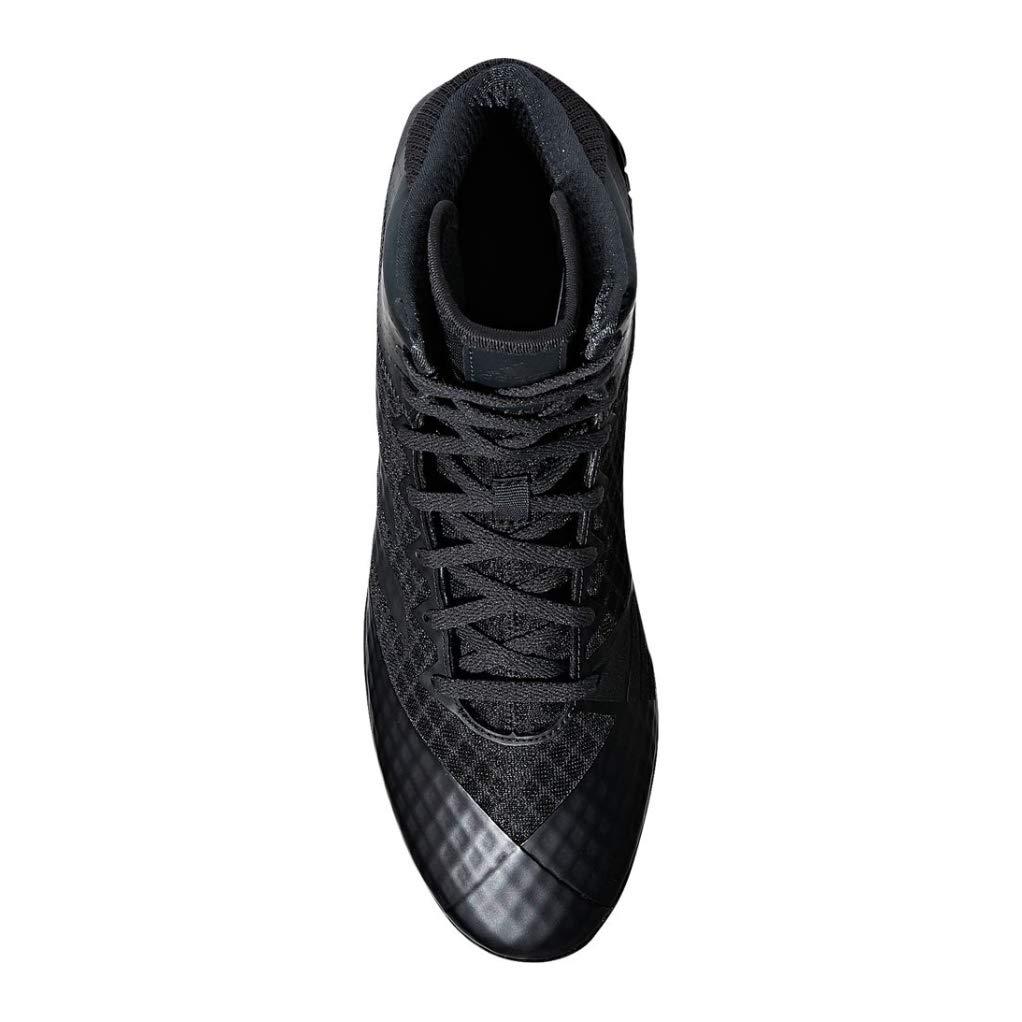 Adidas Adidas Adidas Mat Wizard 4 Wrestling Scarpe, Uomo, AC6971, Carbon, 12 D(M) US | Stile elegante  | Uomo/Donne Scarpa  cb5c4f
