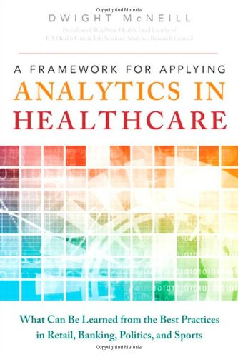 A Framework for Applying Analytics in Healthcare: What Can Be Learned from the Best Practices in Retail, Banking, Politi