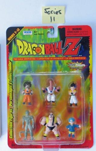 Dragonball Z the Saga Continues Series 7-12
