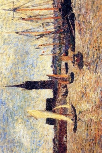 """""""Bordeaux Harbour"""" by Paul Gauguin - 1886: Journal (Blank / Lined) (Art of Life Journals) PDF"""