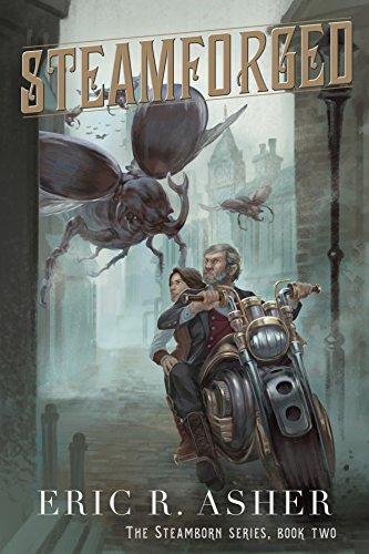 - Steamforged (Steamborn Series Book 2)