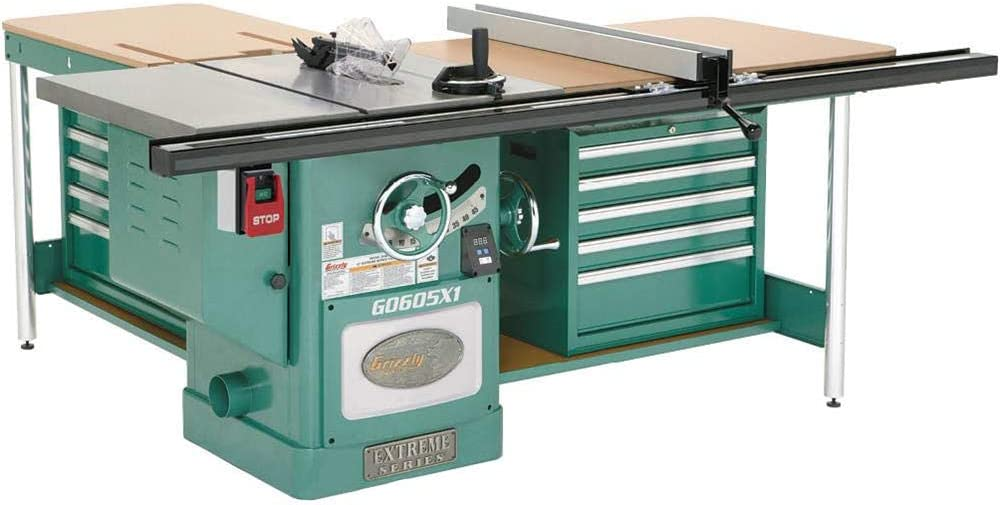 Grizzly G0605X1 Table Saws product image 2