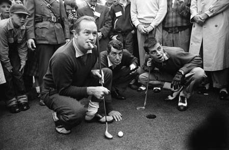 Photo Bob Hope Dean Martin Jerry Lewis Playing Golf (Jerry Lewis Pictures compare prices)