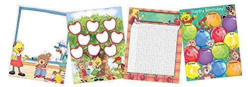 Eureka Suzy's Zoo Chart Set (847431)