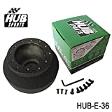 Racing Steering Wheel Hub Adapter Boss Kit for BMW E36 HUB-E-36