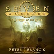 Seven Wonders Book 4: The Curse of the King | Peter Lerangis