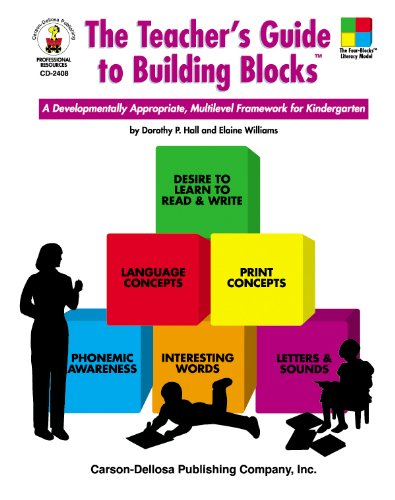 The Teacher's Guide to Building Blocks:  A Developmentally Appropriate Multilevel Framework for Kindergarten -