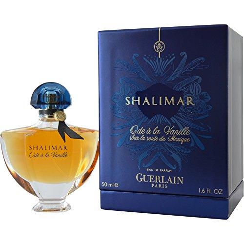 Guerlain Shalimar Ode A La Vanille Eau De Parfum Spray, Limited Edition, 1.7 Ounce - Guerlain Limited Edition
