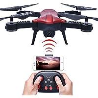 GordVE GV1803 WIFI 720P HD Camera FPV Quadcopter 2.4GHz 6 Axis Gyro RC Quadcopter With Camera Foldable Arm Altitude Hold Pocket Drone