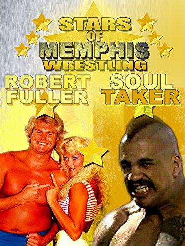 Stars Of Memphis Wrestling Robert Fuller and Soultaker ()