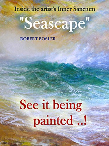"""Seascape"" - Inside the artist"