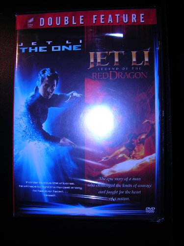 Jet Li, The One, Legend of the Red Dragon,